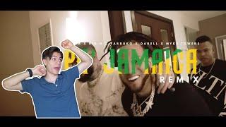 El Alfa X Farruko X Darell X Myke Towers X Big O - Pa Jamaica (Remix) (Reacción)