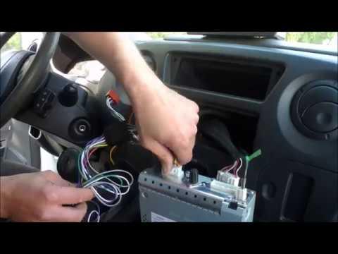 Conectar amplificador 4 canales