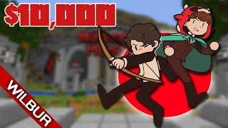 How I Lost $10,000 in Minecraft Monday (With JackSucksAtLife)