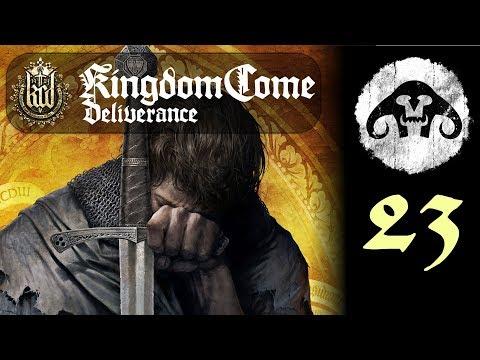 Kingdom Come: Deliverance #23 :  Operation Speak To Nobody