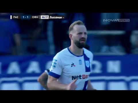 Highlights trận đấu giữa Giannina và OFI