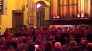 The Heart Of Scotland Choir  St Columbas TRUE COLORS