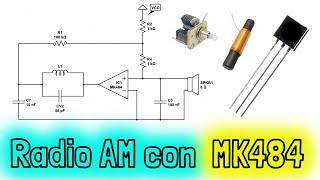 mk484 am radio ic - मुफ्त ऑनलाइन वीडियो