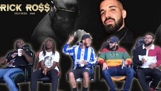 Rick Ross Ft. Drake   Gold Roses REACTIONREVIEW