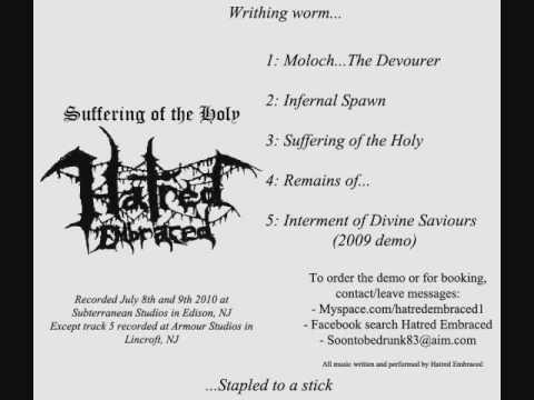Hatred Embraced: Moloch...The Devourer (Old School Death Metal)