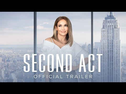 Video trailer för Second Act | Official Trailer [HD] | Coming Soon