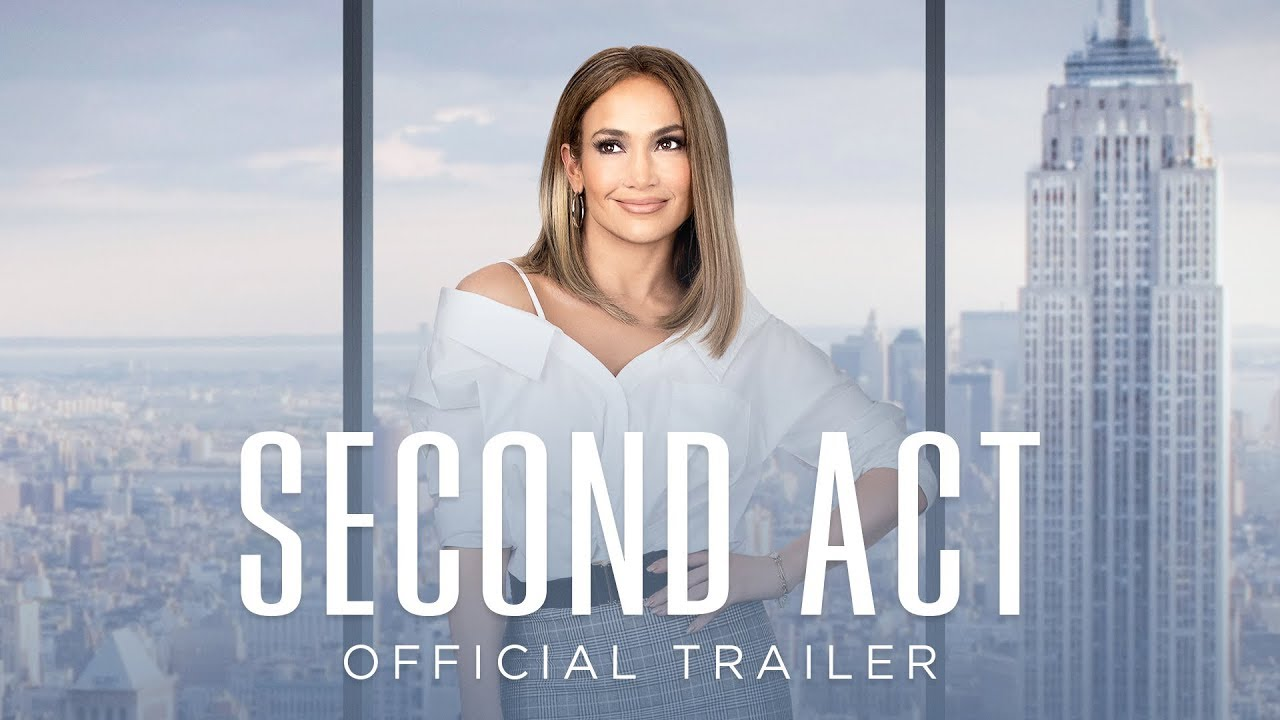 >Second Act | Official Trailer [HD] | Coming Soon