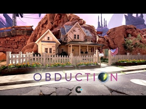 Obduction Teaser Trailer thumbnail
