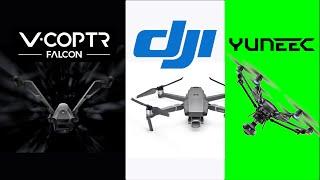DRONE TALK EP #10 - NEWS - DJI MAVIC 3 PRO, TELLO2, DJI FPV, V-COPTR, XDYNAMICS EVOLVE II, YUNEEC
