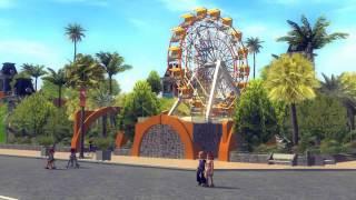 RCT3- SouthShore Amusement Park Opening Day
