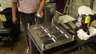 Injection Mold Polishing