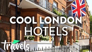 The Coolest London Boutique Hotels | MojoTravels