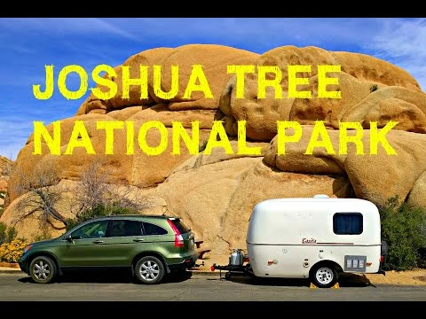 Video Joshua Tree National Park - Part 1