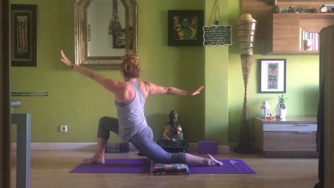 Power Yoga – 60 min.