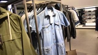ZARA H&M в USA магазины одежды в Америке ЦЕНЫ на одежду в США 21.04.16 Портнов в Заре Орландо