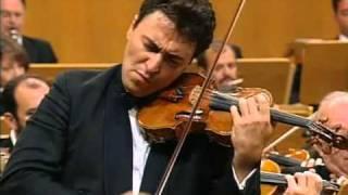 Sibelius Violin Concerto - Maxim Vengerov, Daniel Barenboim, Chicago S.O. (CSO)