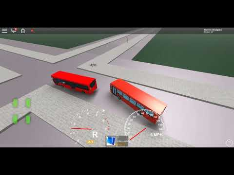 Roblox London Hackney Limehouse Bus Simulator Elc Esteem Dart On