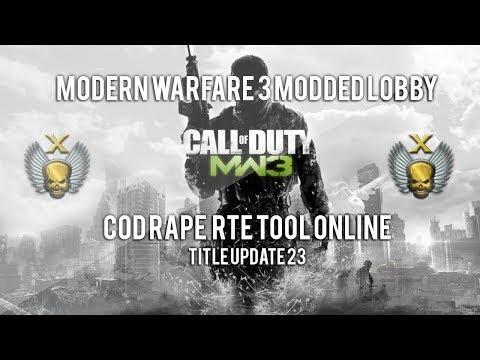 Modern Warfare 3 | MW3 Mod Menu | Xenium | + Download | JTag RGH