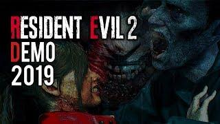 Resident Evil 2 Remake Demo Release Delayed