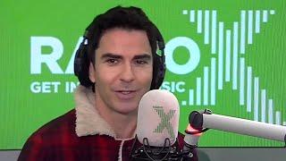 Kelly Jones LOVES listening to Radio X | The Chris Moyles Show | Radio X