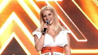 Сибил Сеидова   X Factor (08.09.2015)