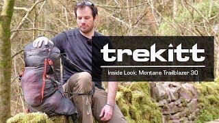 Inside Look: Montane Trailblazer 30