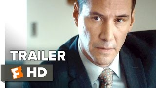 Exposed Official Trailer #1 (2015)   Keanu Reeves, Ana De Armas Drama HD