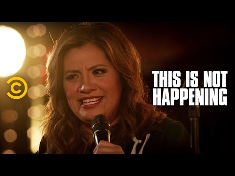 This Is Not Happening - Cristela Alonzo - Flying with a Jewish Boyfriend - Uncensored