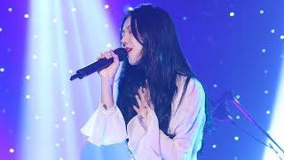 190216 백예린(Yerin Baek) - Bye bye my blue [롤링홀24주년] 4K 직캠 by 비몽