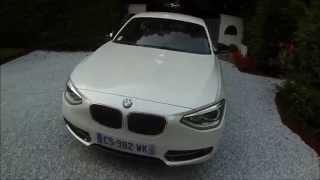 ESSAI BMW 120d 184Ch Part 1