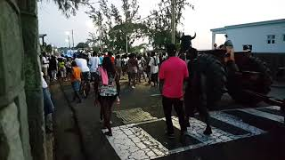 Opening Of Black Sand Tractorcade 2018