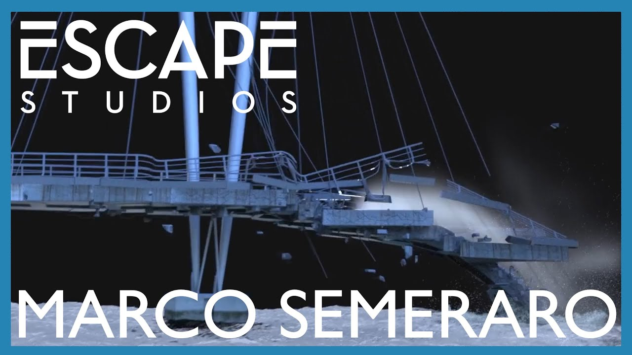 Escapee Showreels - Marco Semeraro