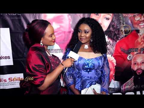 'No Kind of Woman Can Make a Man Stay'  Says Victoria Inyama Nollywood Actress
