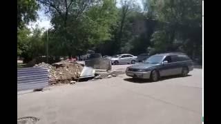 Сегодня!!! Перестрелка в Алматы 18 07 2016 Макатаева Муканова