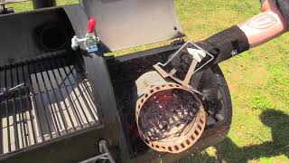 How to Season a Smoker or Grill