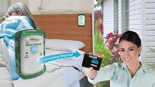 Smart Caregiver Fall Alarms & HealthSaver Australia