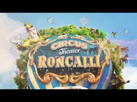 Цирк Roncalli - Storyteller. Любек | Kontramarka.de