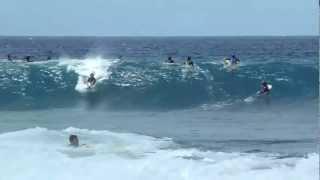 Серфінг. Тенеріфе, Канарські острови, Іспанія.