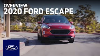 YouTube Video YsijtVgm8Ds for Product Ford Escape (4th gen) Compact Crossover by Company Ford Motor in Industry Cars