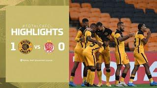 CAF CL   Kaizer Chiefs 1 – 0 Wydad AC