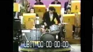 Bobby Darin - Worried Mind/Splish Splash/Drum Solo (Live 1972)