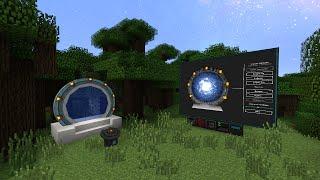 Звездные врата и OpenComputers