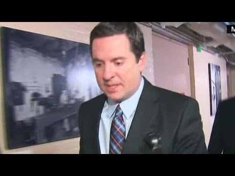 Nunes: Moving forward on Russia investigation