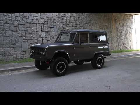 Video of '68 Bronco - PXW2