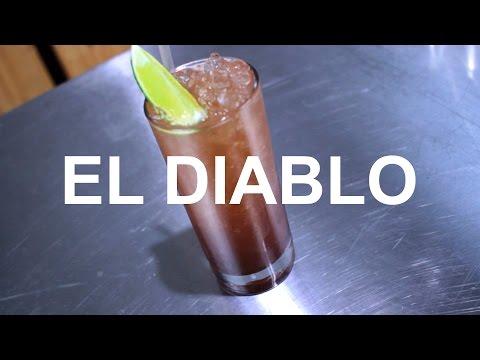 El Diablo Cocktail Recipe