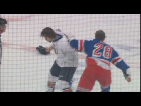 Colton Orr vs. Zack Stortini