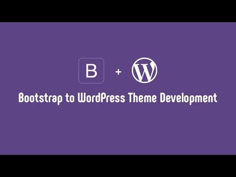 #13 - How To Convert Bootstrap Slider Into WordPress (Part 1) (Bangla)
