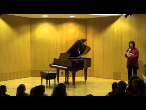 Ετήσια Μαθητική Συναυλία 18-03-2016 Μέρος β'