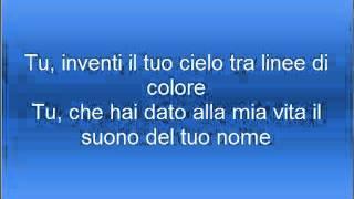 Tiromancino - Immagini che lasciano il segno lyrics (testo)