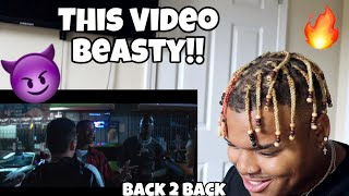 Young Dolph, Key Glock   Back To Back REACTION | JessieT Tv